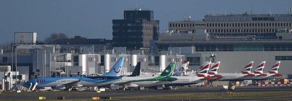 Airport Gatwick wegen Drohnen geschlossen