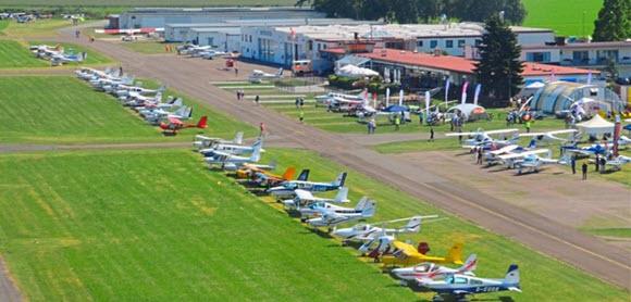 Vom Acker zum Flugfeld: 50 Jahre Ganderkesee