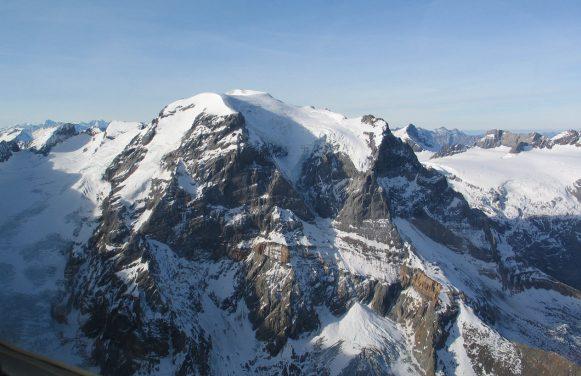 Herbst-Rundflug Glarner-/Urner Alpen.