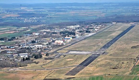Bitburg: geflogen wird noch immer