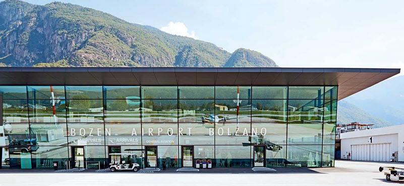 Angebot für Flugplatz Bozen