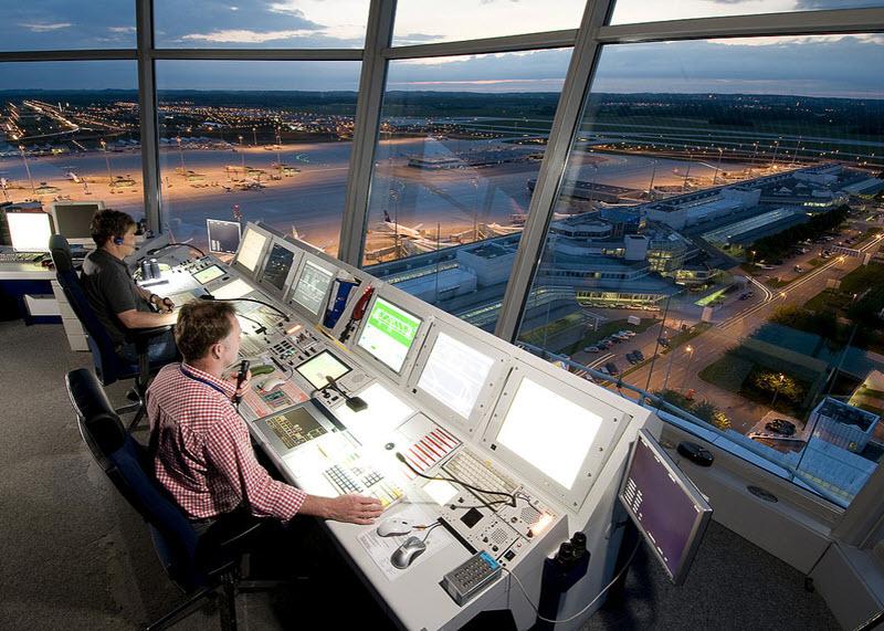 BRD: Luftverkehr wächst
