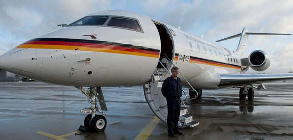 Nächste Flugzeug-Panne für Bundesregierung