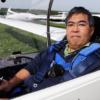 'Mac' fliegt mit LS8 Australien-Kontinentalrekord
