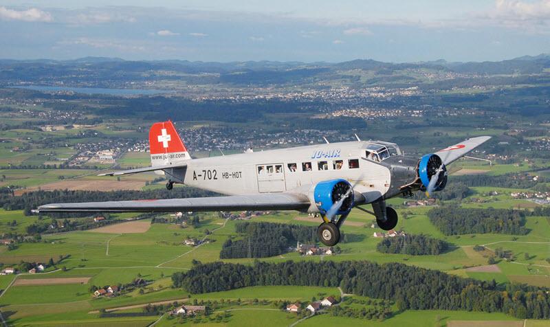 Ju-Air: keine kommerziellen Passagierflüge mehr