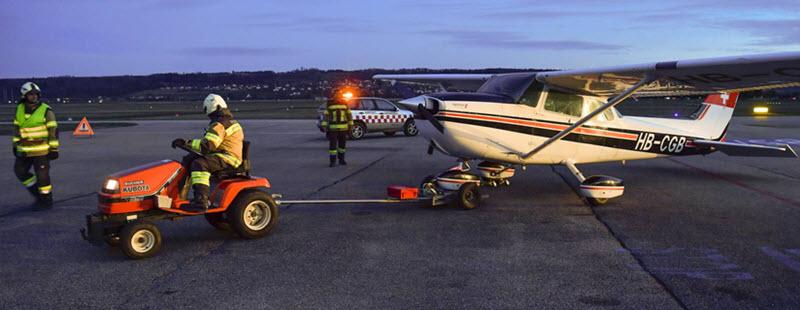 Neues Anflugverfahren führt zu Defizit
