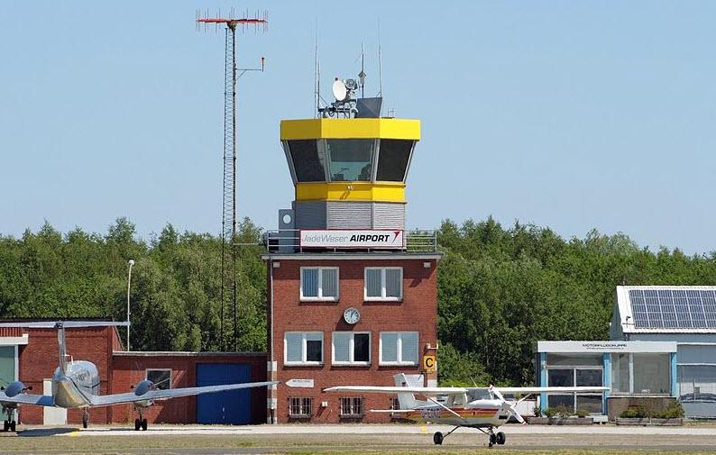 Jade-Weser-Airport: Sanierung