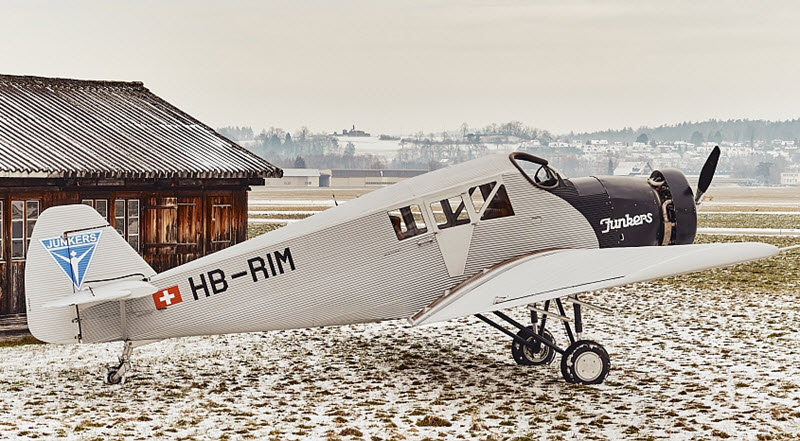 Junkers F 13 wird 100