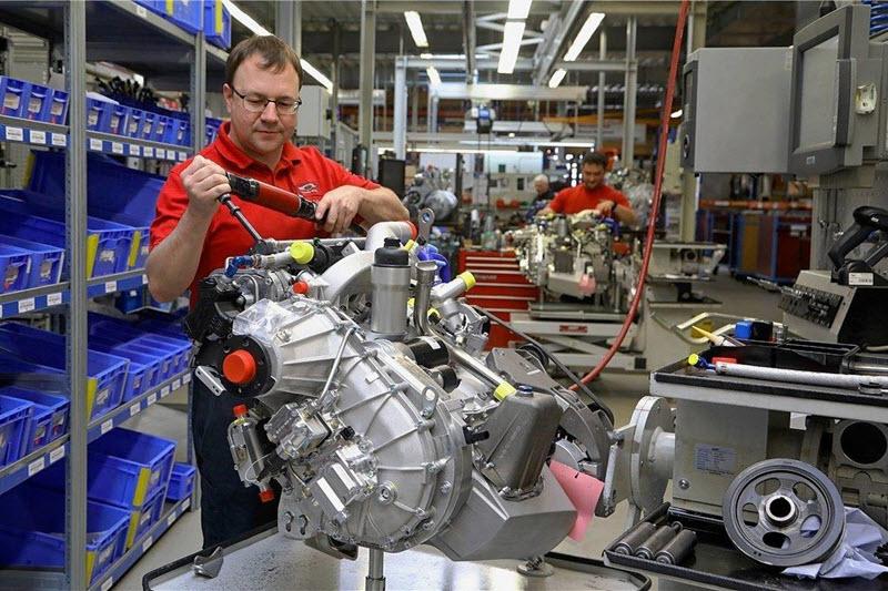 Flugmotorenhersteller Technify wieder in Fahrt