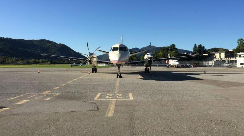 Finanzspritze für Flugplatz Lugano