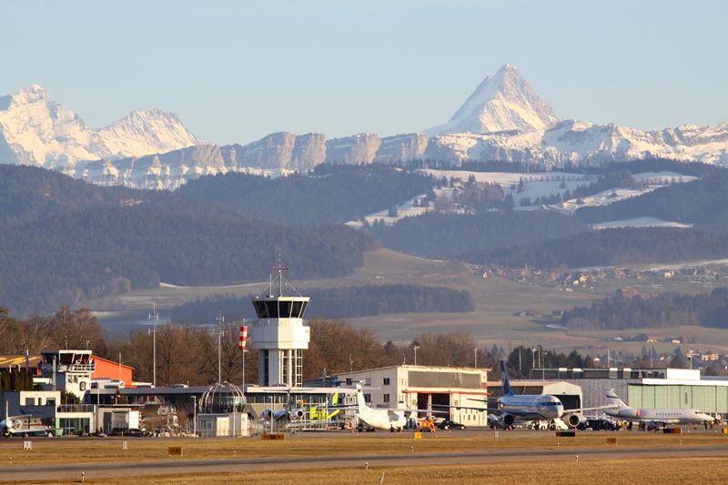 Unterstützung für Flughafen Bern
