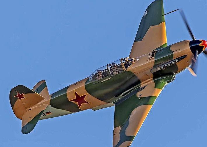 """Flugzeug-Oldtimer aus dem """"Ostblock"""""""