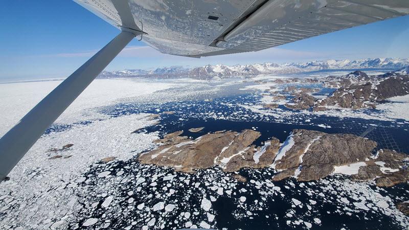 Rund um die Welt in einer Cessna 182