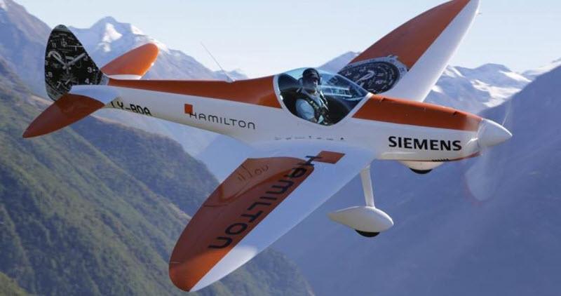 Solar-Impulse-Pilot entwickelt Elektroflugzeug