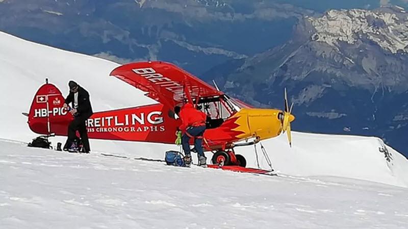 Pilot wird für Landung «bestraft»