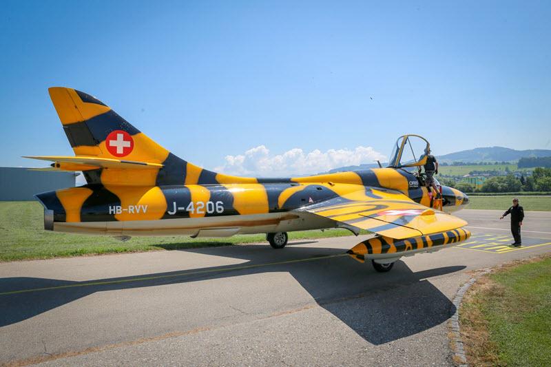 Neues Flieger- und Fahrzeugmuseum eröffnet