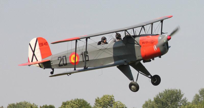 Große Flugtage in Wesel