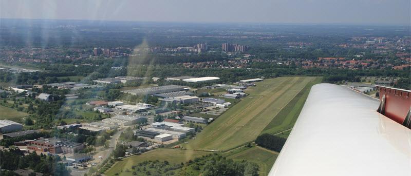 LSV Lüneburg Bürgerentscheid soll Flugplatz retten