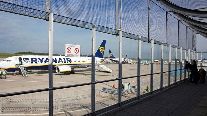 Regionalflughäfen in Not