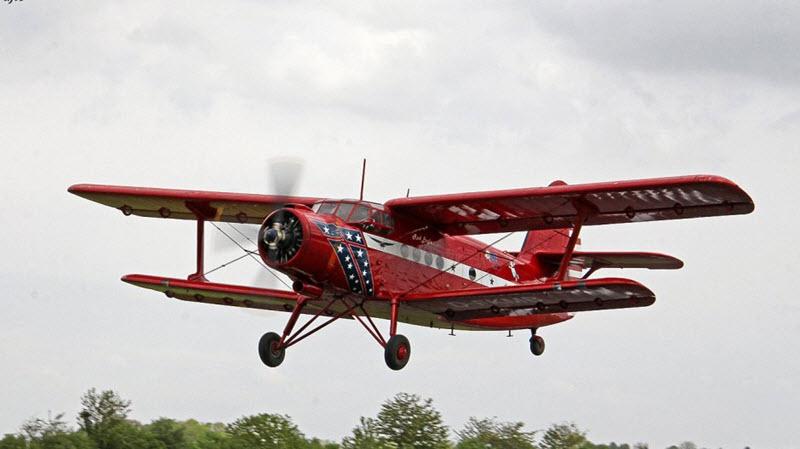 Oeventrop erwartet Antonov-Doppeldecker