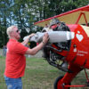 Flugplatzfest auf der Eisenhardt in Siegen