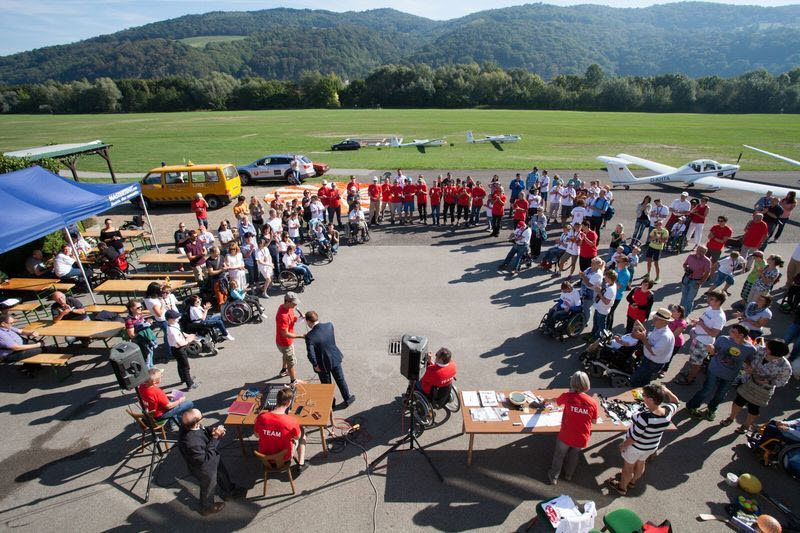 Linz: 'No limits in the Air'