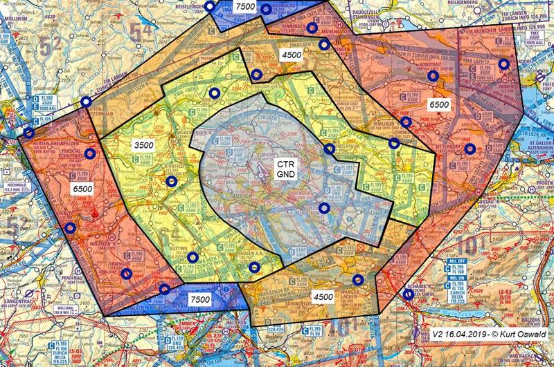 "AeCS gegen ""Proposed Redesign CTR/TMA Zürich"""