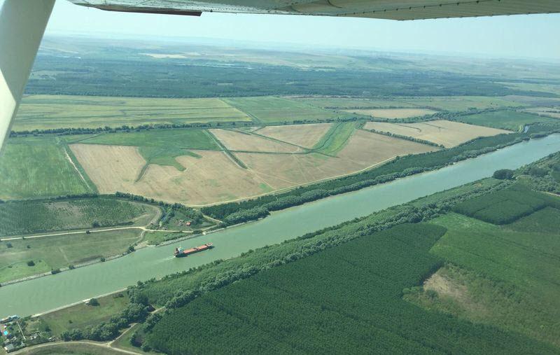 Der Donau entlang ans Schwarze Meer