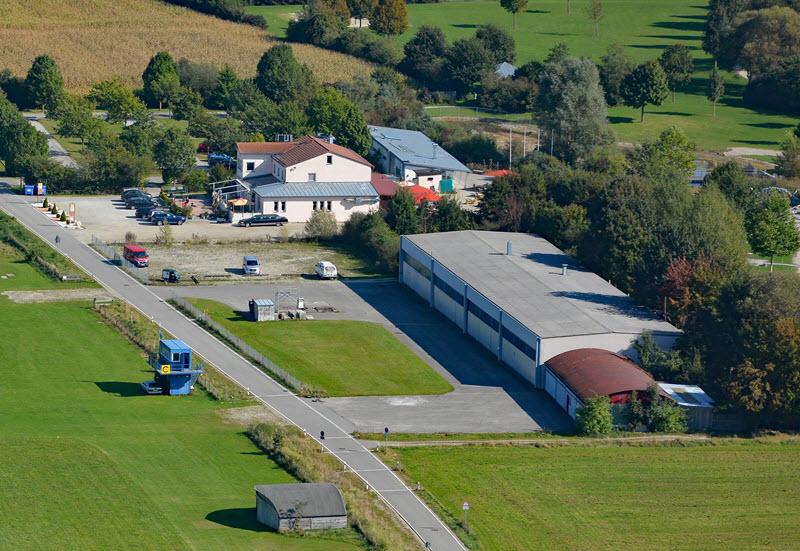 Waldkraiburg bleibt wohl in der Flugplatz GmbH