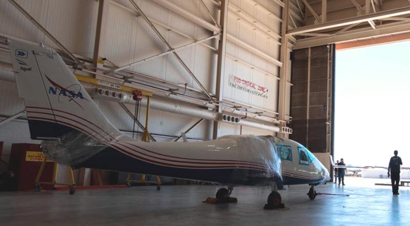 NASA testet Elektro-Flugzeug X-57