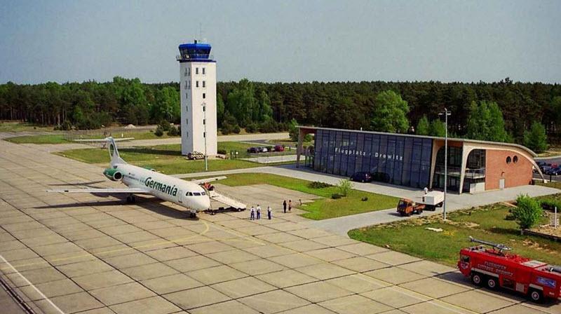 Elektromobilitäts-Pläne für Flugplatz Drewitz
