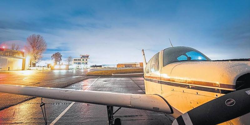 Weiter keine neue Halle für Mainzer Flugplatz