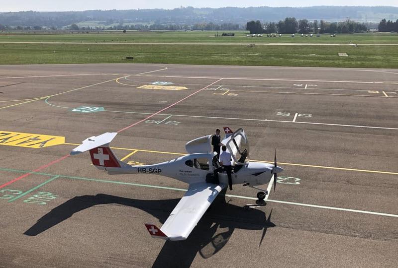Regionalflugplätze unzufrieden mit Skyguide