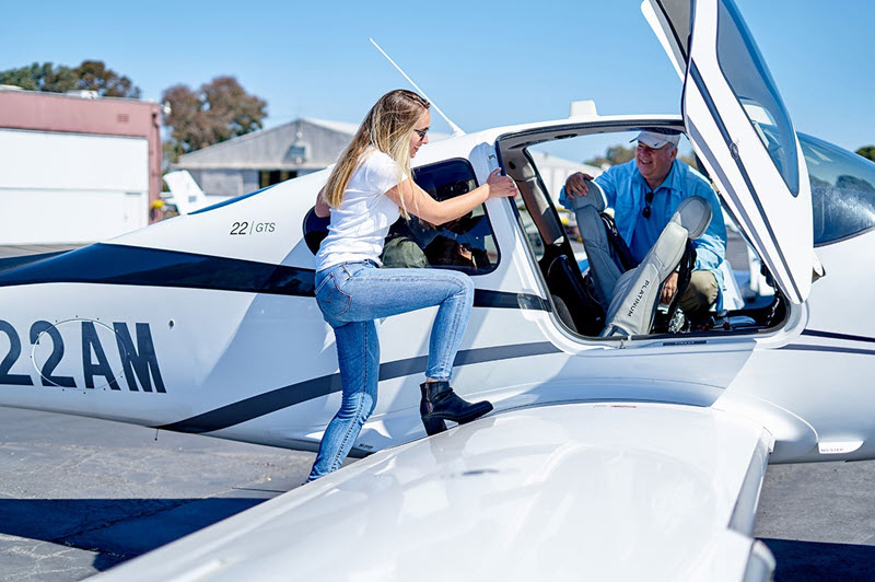 FAA Warns Customers Away From Aircraft Ride Share Apps