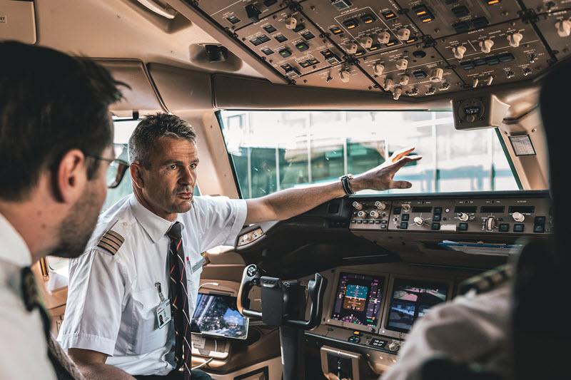Was Manager von Piloten lernen können