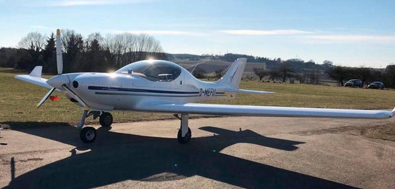 Prozess um gestohlenes Motorflugzeug abgebrochen