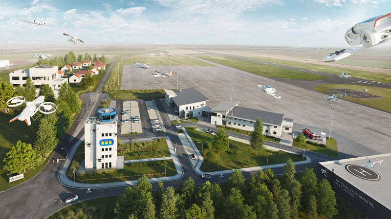 Magdeburg Cochstedt: Land & DLR investieren Millionen