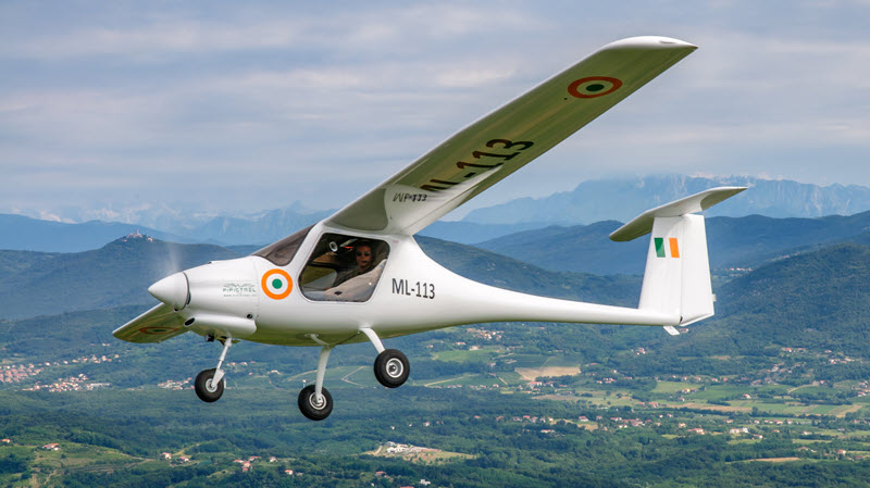 Pipistrel completes aircraft order to Indian govt