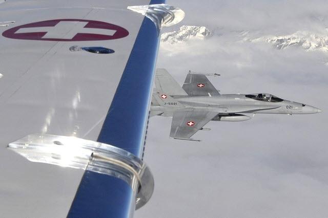 WEF Davos: Armee zieht positive Bilanz
