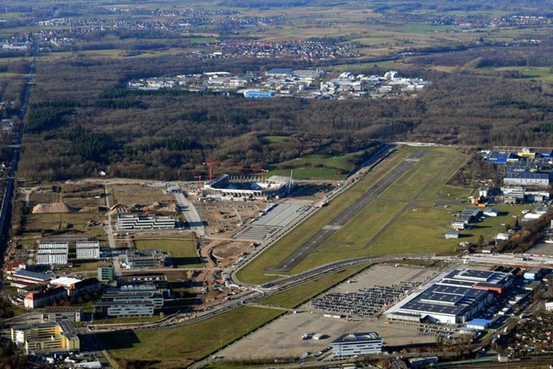 Ist der Freiburger Flugplatz noch zeitgemäß?