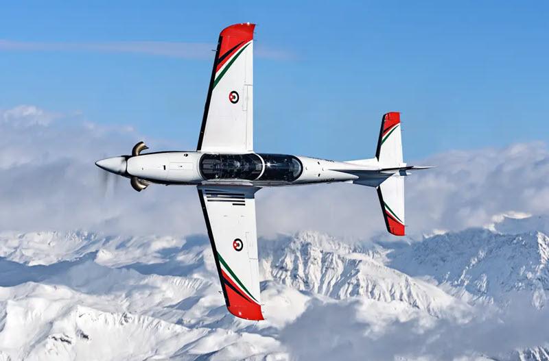 Pilatus mit PC 21-Grossauftrag aus Spanien