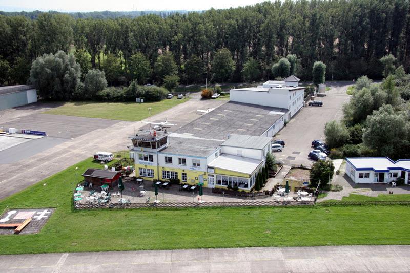 Flugbenzin auf Wormser Flugplatz ausgelaufen