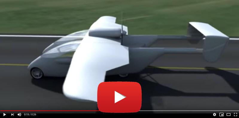Ein Flugzeug in 15 Sek