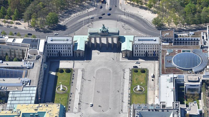 So haben Sie Berlin noch nie gesehen!
