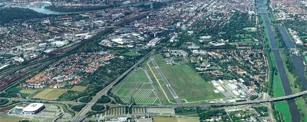 Flug Hamburg Mannheim