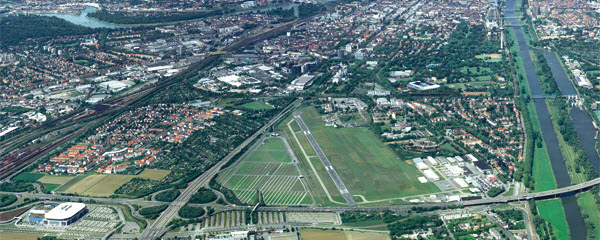 Mannheimer Flugplatz erwartet Millionendefizit