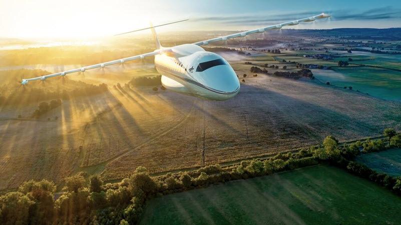 Bremen will Förderung neuer Luftfahrt-Technik