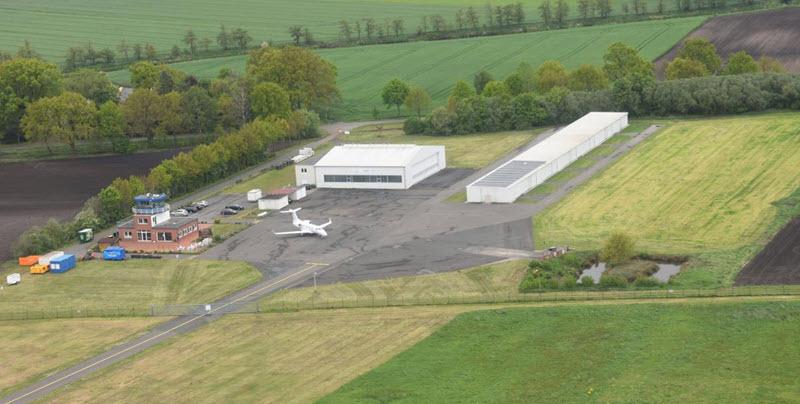 Vor 20 Jahren eröffnet: Flugplatz Diepholz-Dümmerland
