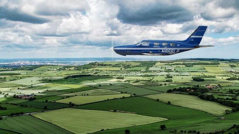 Wasserstoff in der Luftfahrt