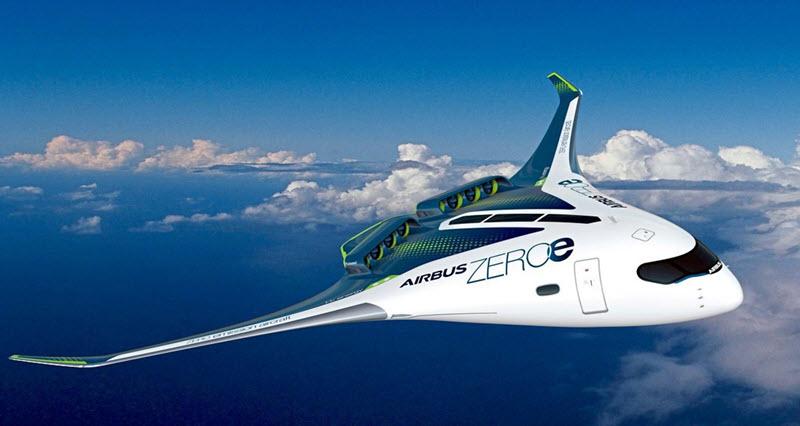 Airbus will in 15 Jahren klimaneutral fliegen